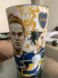 2 Copos Colecionador - Boca Juniors