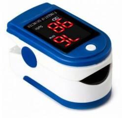 Oximetro de dedo - Digital + Entrega Grátis + Pilhas Grátis - Produto Novo - Com Garantia