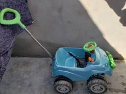 Carro de passeio baby Cross Bandeirantes