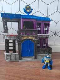 Batcaverna Gotham City Imaginext Fisher Price