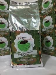 Café Artesanal Moído R$ 15,00