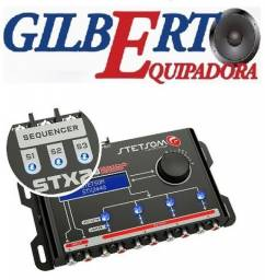 Processador De Áudio Stetsom STX2448 Equalizador Crossover