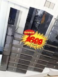 Título do anúncio: Cpu Dell Mini Core i5 04gb HD 500!!