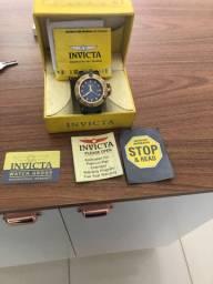 Relógio invicta zero (original com cartão caixa e garantia)*