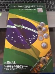 Álbum Coleção Real 1994 - 2024