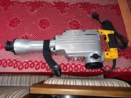 Martelo Demolidor para Demolições Pesadas - 220Vca - 1700w 45 Joules