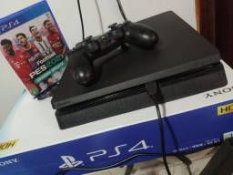 PS4 1TB + PES 21 + CABO HDMI