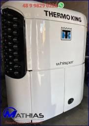 Equipamento de Refrigeração Marca: Thermo King Modelo: SB210