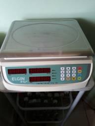 Vendo balanca Elgin semi nova de 15 kilos !!!