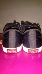 Sapato original coca cola