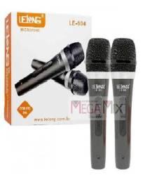 Microfoe duplo