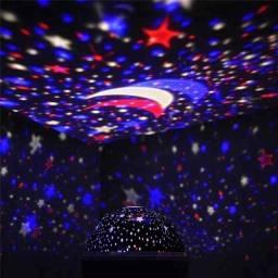 Incrível Abajur Luminária Céu Estrelado ????