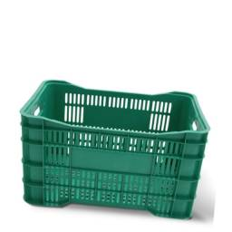Caixa Plástica Para Hortifruti Vazada