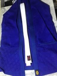 Kimono + faixa branca
