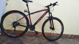 Bike Aro 29 Quadro 17 Relação Shimano Freios Hidráulicos