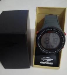 Relógio Esportivo Digital Original Mormaii Masculino Semi Novo na Caixa