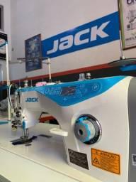 Título do anúncio: Máquina Jack A4 Eletrônica com corte de linha e retrocesso automático