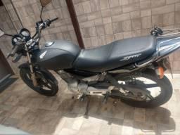 Moto CG Titan 150 modelo Esd 2004