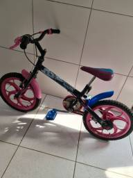 Bicicleta monster Raí caloi