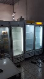 Freezers ultra refrigeração até menos 20 graus inf. *