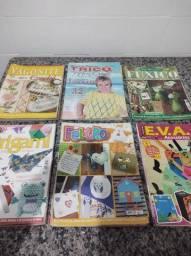 Revistas de Artesanato a partir de 1,00