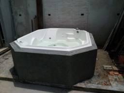 CR instalação de banheiras e spa