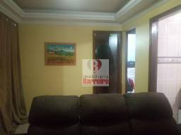 Apartamento com 2 dormitórios à venda, 45 m² por R$ 115.000 - Três Barras - Contagem/MG