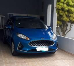 Ford Fiesta SEL 1.6 .2018 Automático