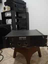 Amplificador de potência Watsom DBK 3000