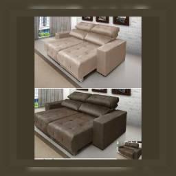 Sofa retratil reclinavel new york
