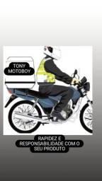 Motoboy fixo