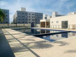 APT 024, Eco Way Eusébio, apartamento com 02 quartos, documentação inclusa