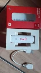Modem 3G da claro. Desbloqueado