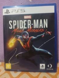 Vendo spider man miles morales de ps5