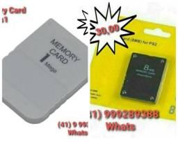 Memory card PlayStation ps1 ps2