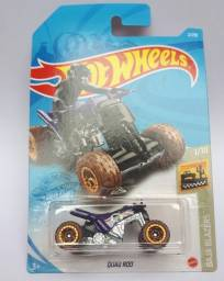 Hot Wheels Quad Rod - Quadricículo
