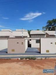 Casa com 2 dormitórios à venda, 90 m² por R$ 180.000 - Setor Maysa - Trindade/GO
