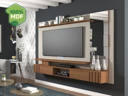 Título do anúncio: Painel Murano com 216cm de largura para sala de estar - NOVO
