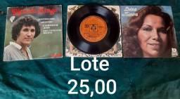 Lote 3 discos leia descrição