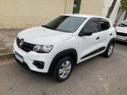 Renault Kwid - 2020 - Branco