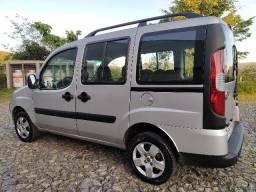 Fiat doblo atractive 1.4 8v flex 12/12