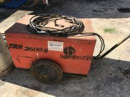 Maquina de solda retificadora BamBozzi, * zap