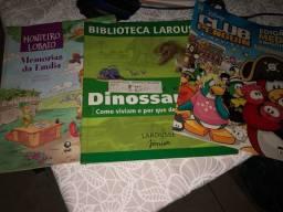 livros infantis 35,00 tudo