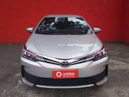 Corolla 1.8 Gli Upper 2019 blindado (nivel III a)