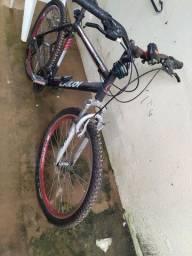 Bike Caloi quadro de alumínio!
