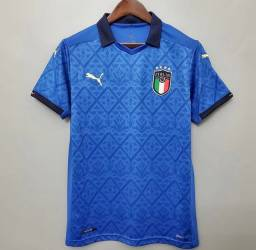 Camisa Seleção da Itália - 2020/2021