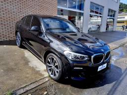 BMW X4 2.0 2019 Completa 240cv Automático com Teto Solar