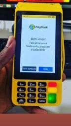 Máquina de cartão da PagSeguro - Moderninha PRO2