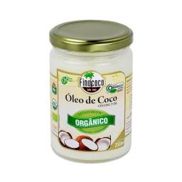 Óleo de Coco Extra Virgem Orgânico 350ml Finococo