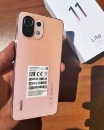 Mi 11 Lite 128GB 6GB Novo/ Lacrado/ Com Garantia